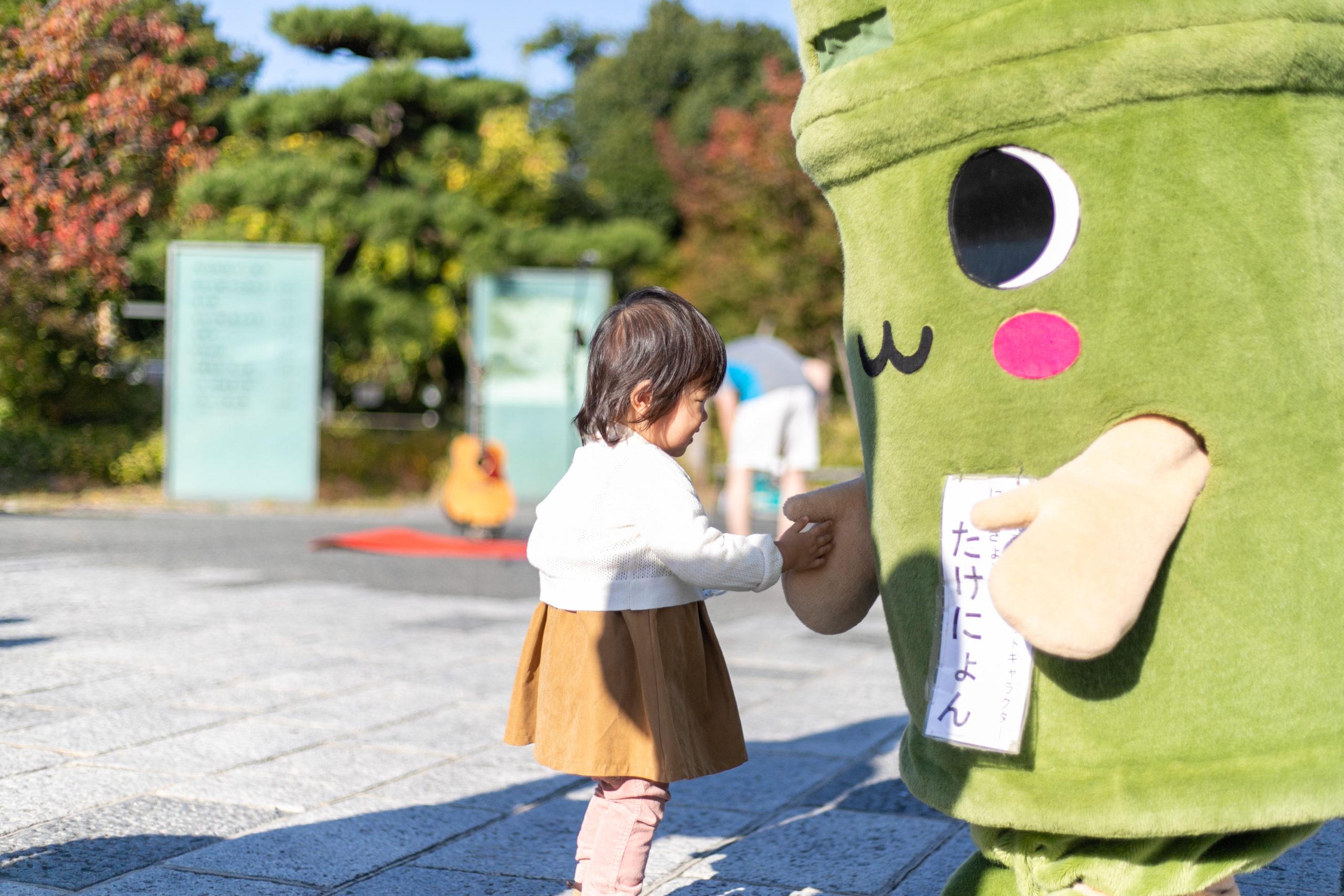 阪急嵐山駅前『キャラクターひろば2019』11月 記録撮影