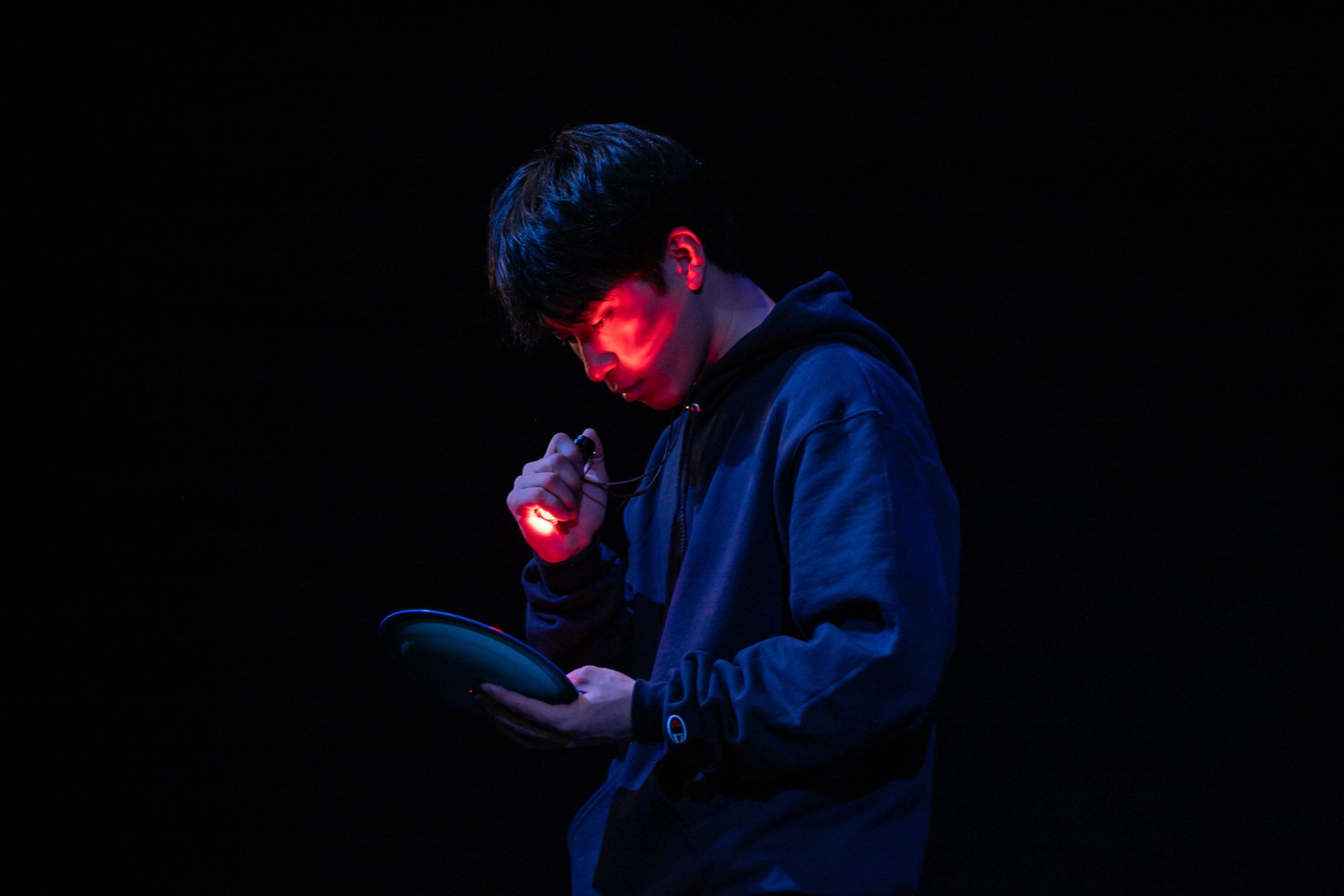 ルドルフ『隕石の栞』舞台写真