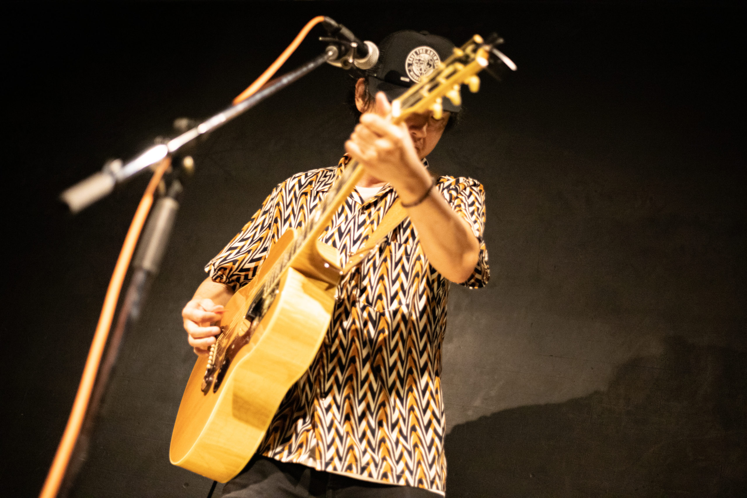 市川セカイ『Live In Nishikyogoku!! Vol.4』ライブ写真