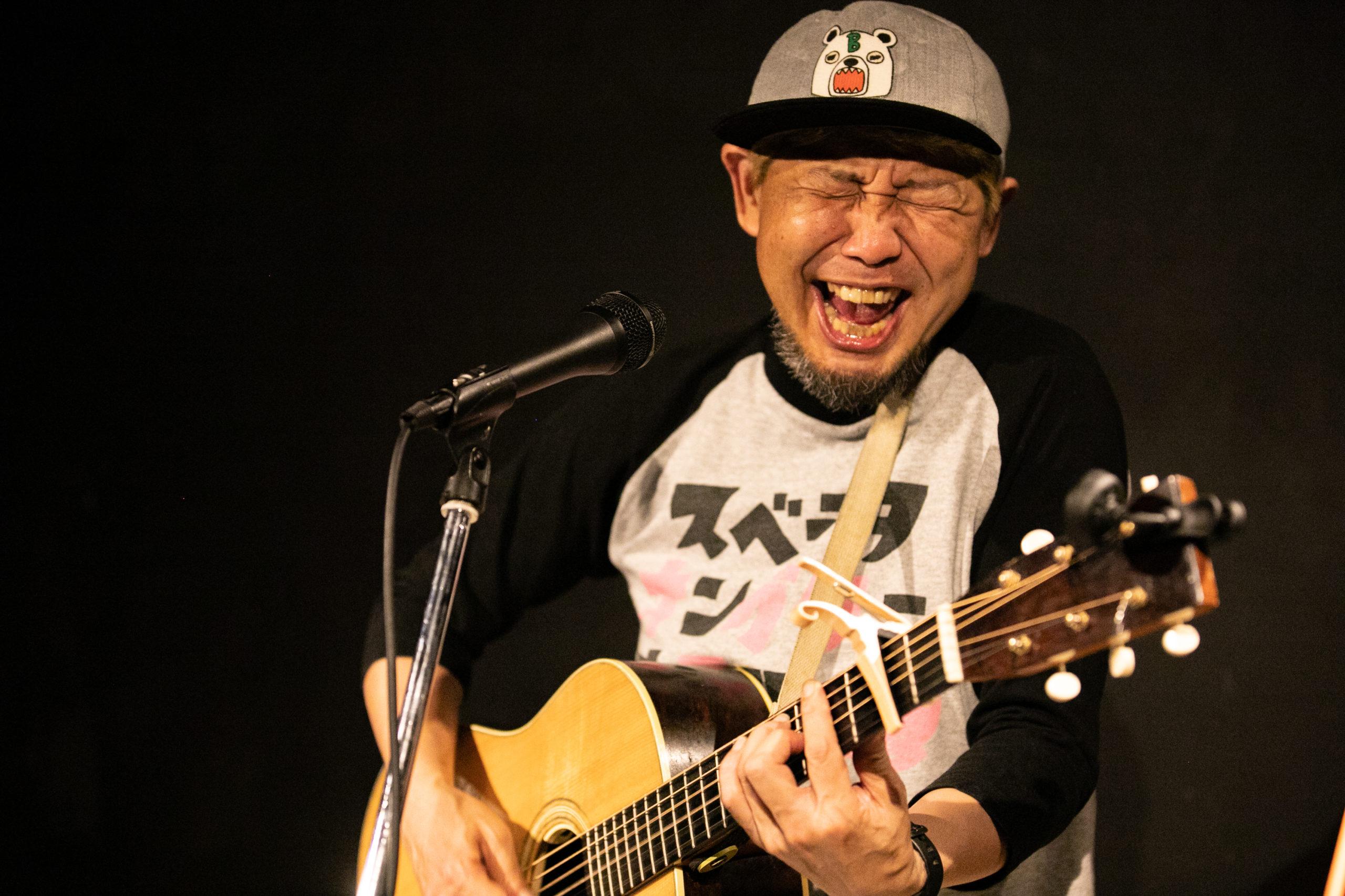 井上ヤスオバーガー『Live In Nishikyogoku!! Vol.4』ライブ写真