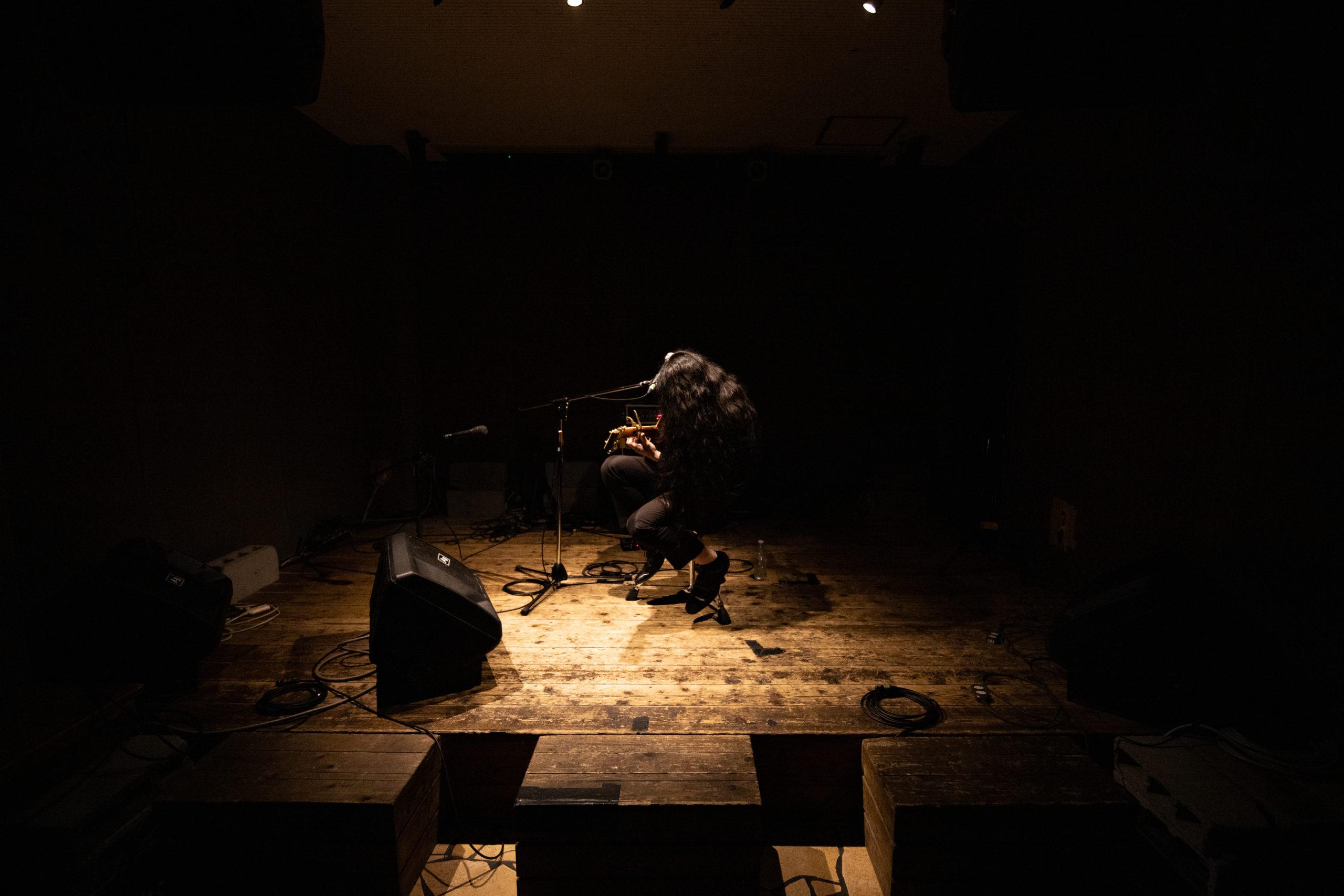 村島洋一『鐘を鳴らせ』ライブ写真